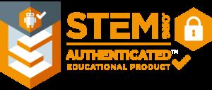 STM_NEG_BADGE_APP-AUTH_HOR orange