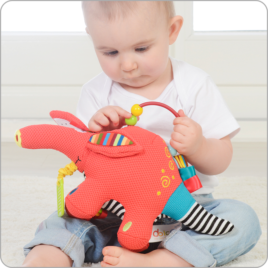 aardvark baby stem award toy